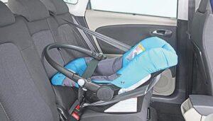 sillita bebe auto