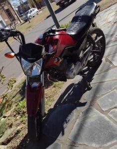 choque moto 1